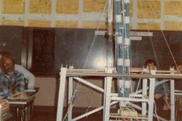 circa 1975 –Gordon Mills Training How to Jump a Guy Derrick